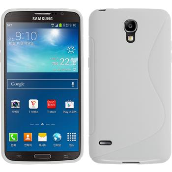 Silicone Case for Samsung Galaxy Round S-Style white