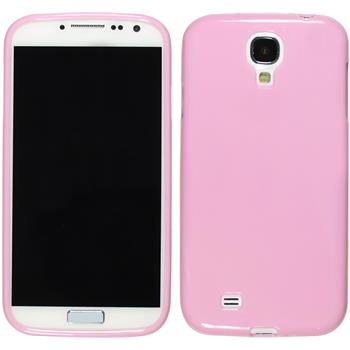 Silicone Case for Samsung Galaxy S4 Candy pink
