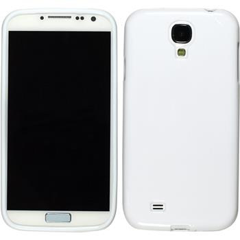Silicone Case for Samsung Galaxy S4 Candy white