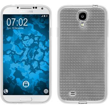 Silikon Hülle Galaxy S4 Iced clear