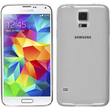 Silikon Hülle Galaxy S5 mini Slimcase clear