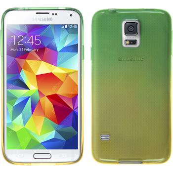 Silikon Hülle Galaxy S5 Neo Ombrè Design:03