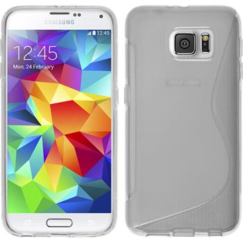 Silikon Hülle Galaxy S6 S-Style clear