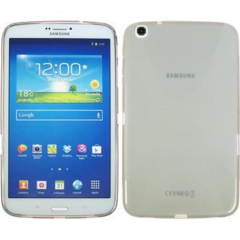 Silikon Hülle Galaxy Tab 3 8.0 X-Style grau
