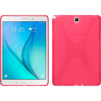 Silicone Case for Samsung Galaxy Tab A 9.7 X-Style hot pink
