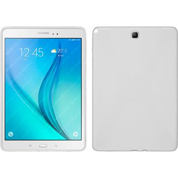 Silicone Case for Samsung Galaxy Tab A 9.7 X-Style white