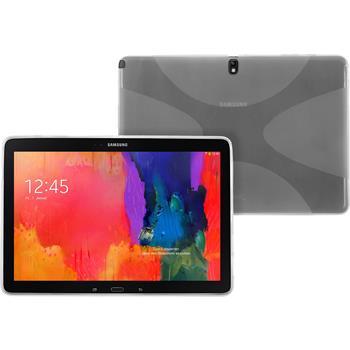 Silikonhülle für Samsung Galaxy Tab Pro 12.2 X-Style clear