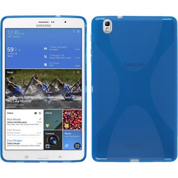Silicone Case for Samsung Galaxy Tab Pro 8.4 X-Style blue