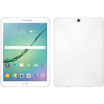 Silikon Hülle Galaxy Tab S2 9.7 X-Style weiß