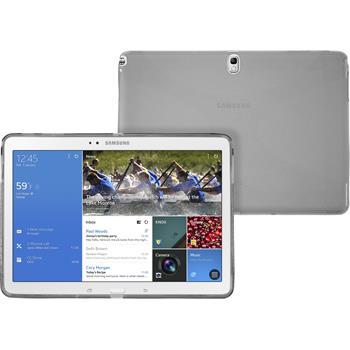 Silikon Hülle Galaxy Tab S 10.5 X-Style grau