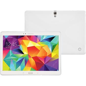 Silikon Hülle Galaxy Tab S 10.5 X-Style weiß