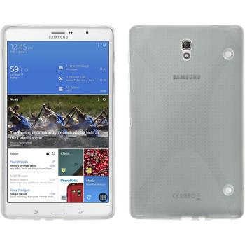 Silikon Hülle Galaxy Tab S 8.4 X-Style clear