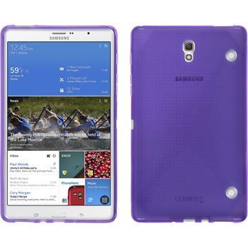 Silikonhülle für Samsung Galaxy Tab S 8.4 X-Style lila