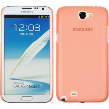 Hardcase for Samsung Galaxy Note 2  orange