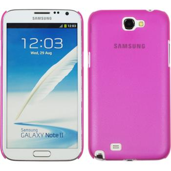 Hardcase Galaxy Note 2  pink