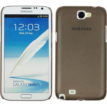Hardcase for Samsung Galaxy Note 2  black