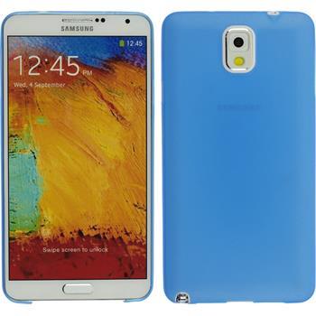 Hardcase für Samsung Galaxy Note 3 Slimcase blau