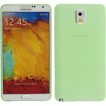 Hardcase for Samsung Galaxy Note 3  green