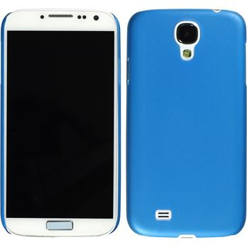 Hardcase for Samsung Galaxy S4 Slimcase blue