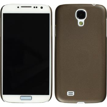 Hardcase for Samsung Galaxy S4 Slimcase brown