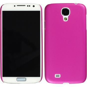 Hardcase for Samsung Galaxy S4 Slimcase hot pink