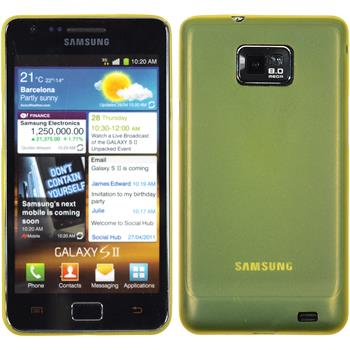 Hardcase for Samsung Galaxy S2  yellow