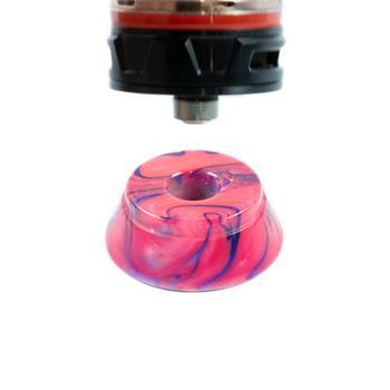 PhoneNatic - Resin stand for e-cigarette vaporizer, in black