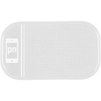 Phonenatic Anti-Rutschmatte Clear - Stickypad Klebematte 144 x 83 mm