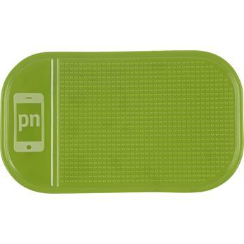 Phonenatic Anti-Rutschmatte Gelb - Stickypad Klebematte 144 x 83 mm