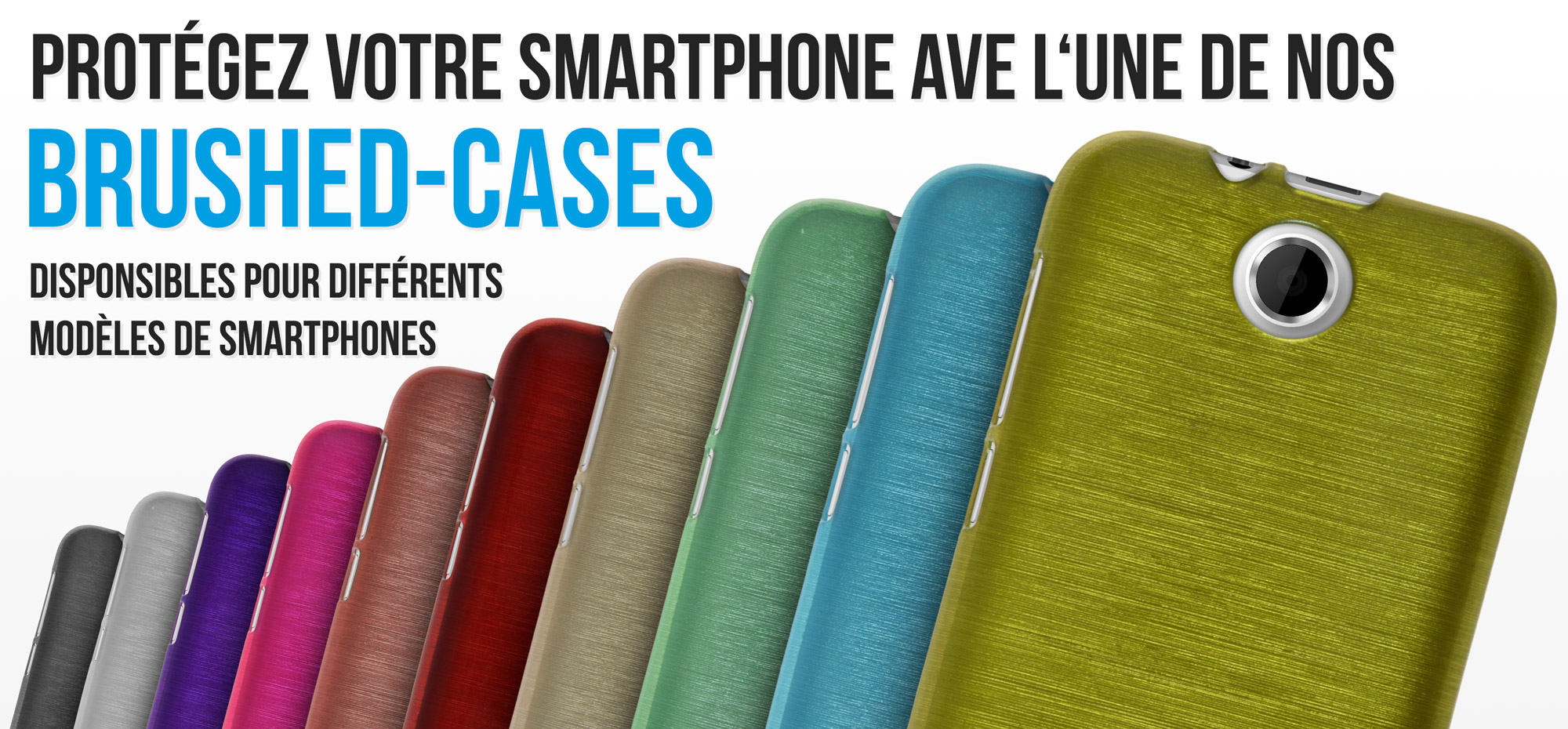 Brushed Cases