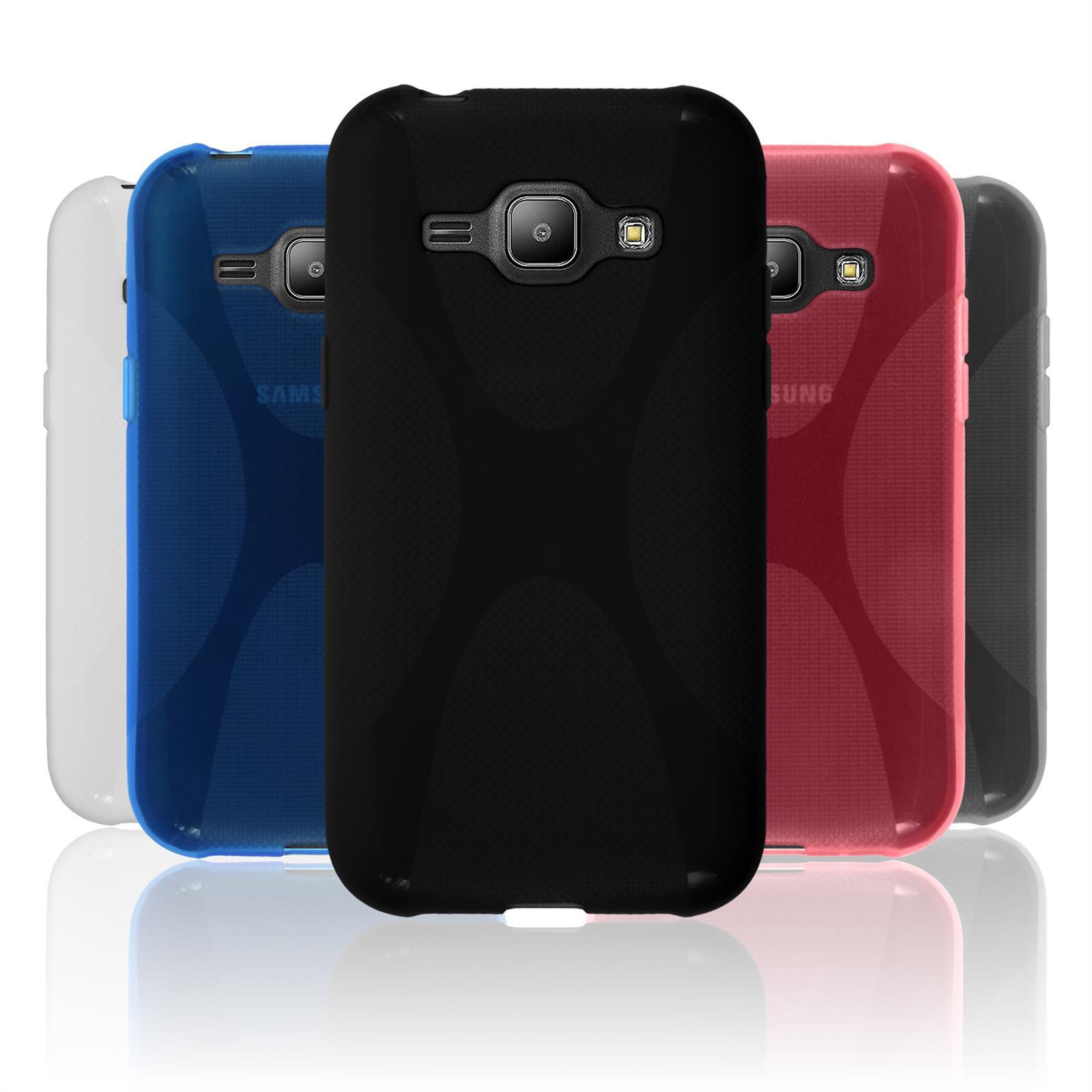 Funda-De-Silicona-Para-Samsung-Galaxy-X-Style-Cover-Case-Protector-De-Pantalla