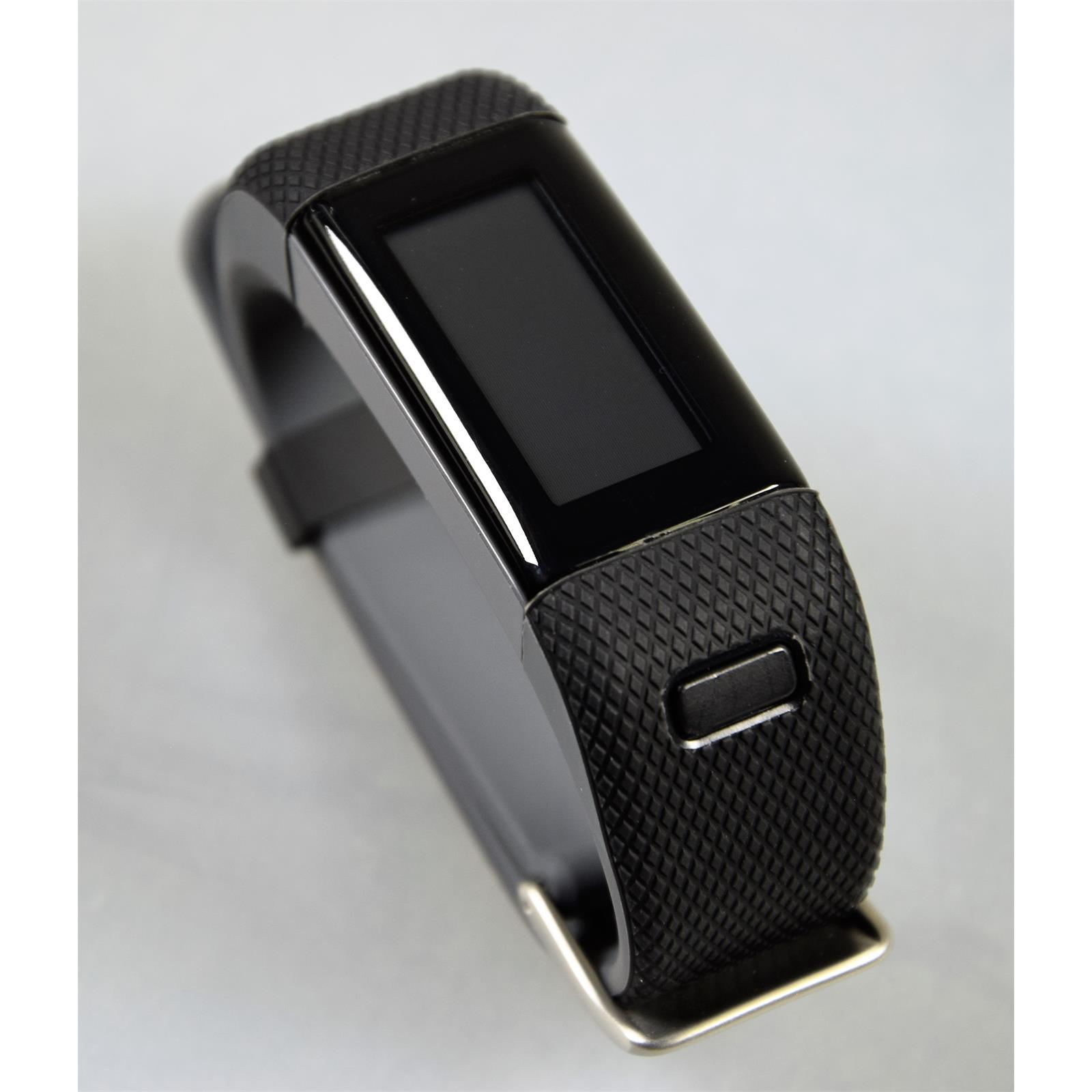 garmin v vosmart hr schwarz gr m fitness armband aktivit ts tracker sport uhr ebay. Black Bedroom Furniture Sets. Home Design Ideas